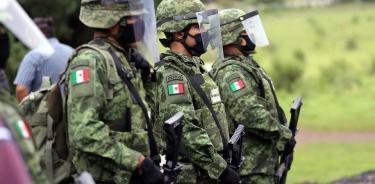 Militarización en México es un peligro: José Francisco Gallardo