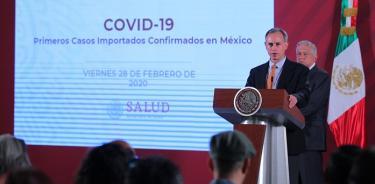 Coronavirus llega a México; se confirma primer caso