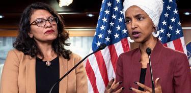 Israel veta entrada a dos congresistas musulmanas de EU tras pedirlo Trump