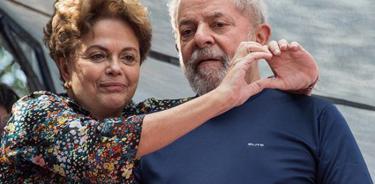 Absuelven a Lula y Rousseff  de financiamiento ilegal del PT