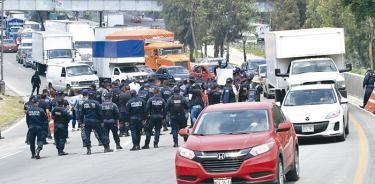 La Policía Federal se echó a perder; las protestas lo prueban: AMLO