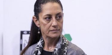 Sheinbaum reta a Mancera a checar cifras que demuestran que maquilló delitos