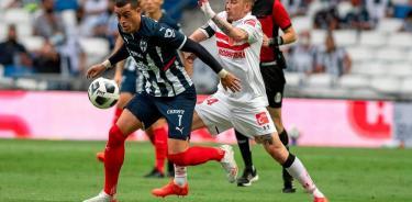 Funes Mori anota y pone una asistencia en triunfo del Monterrey por 2-0 sobre Toluca