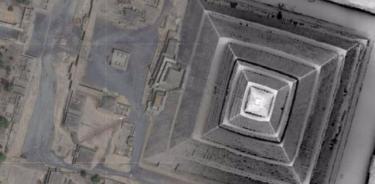 El desarrollo de Teotihuacán alteró el paisaje a gran escala