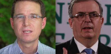 Ricardo Anaya y Marcelo Ebrard, los mejor posicionados para las presidenciales del 2024