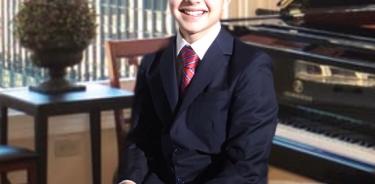 Alexander Vivero, niño prodigio, presenta su concierto para piano este viernes