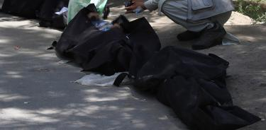 Al menos 2 muertos en el primer atentado tras la salida de EU de Afganistán