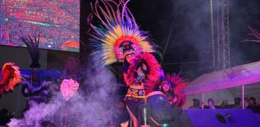 La alcaldía Venustiano Carranza celebró el grito de independencia