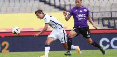 Mazatlán reacciona y saca empate (2-2) a Pumas