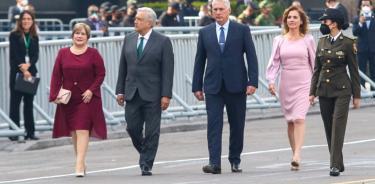 Vergüenza a nivel mundial participación de presidente cubano en fiestas patrias de México: PAN