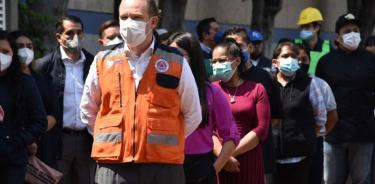 A prueba, 732 altavoces en la alcaldía Benito Juárez durante macrosimulacro
