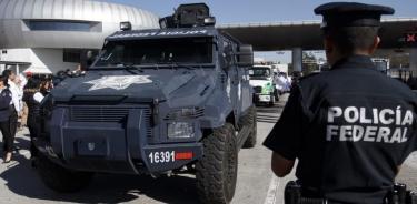 El país se queda sin policía federal de caminos