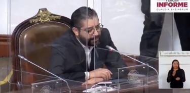 ¿Qué pasó con la ciudad que prometió?, cuestiona diputado  Royfid Torres a Sheinbaum
