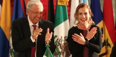 López Obrador se reúne con presidentes de Honduras, Costa Rica y Guatemala