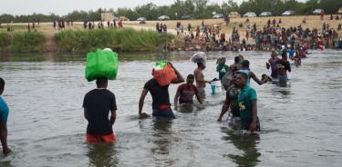 Plantean México y Haití acciones de atención a población migrante