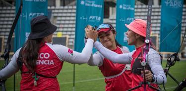 Alejandra Valencia destaca en la clasificación del Mundial de Tiro con Arco