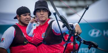 Arqueros mexicanos participan en el Mundial de Tiro con Arco en Estados Unidos