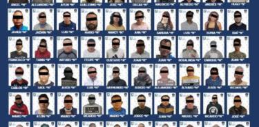 Cumplimenta Policía de Investigación 73 órdenes de aprehensión por el delito de robo en diferentes modalidades