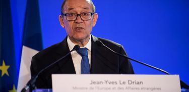 Francia crece la tensión con EU y Australia al llamar a consultas a sus embajadores