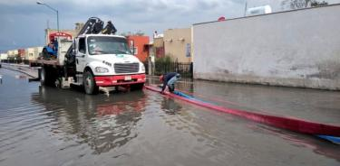 Autoridades alertan por riesgo de desborde del Río Lerma