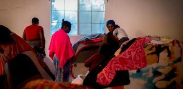 Migrantes haitianos desafían peligro y llegan a Tamaulipas