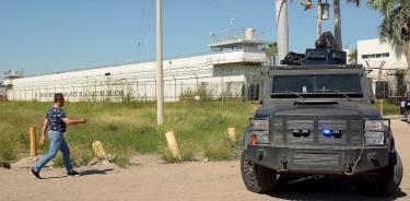 Riña en penal de Sinaloa deja 3 muertos y 1 herido