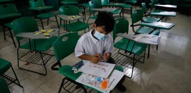 México, segundo país con menos clases presenciales durante pandemia: OCDE