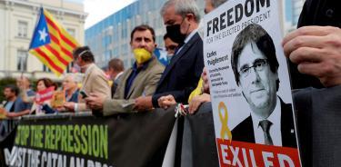 Puigdemont, liberado sin cargos tras pasar casi 24 horas arrestado en Italia