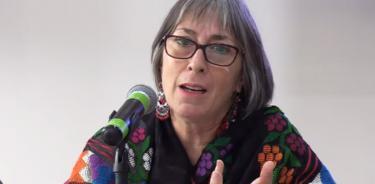 A la directora de Conacyt se le fue la mano: Gabriela Dutrénit