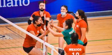 México, listo para debutar en el Mundial de Voleibol Femenil de Sala Sub-18