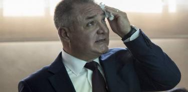 UIF presenta demanda en EU; va por bienes de García Luna