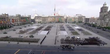 En vivo: Sigue el Desfile Cívico-Militar por el 211 aniversario de la Independencia