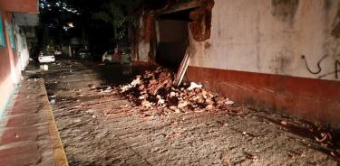 Reportan un primer fallecido por sismo de 7.1 en México