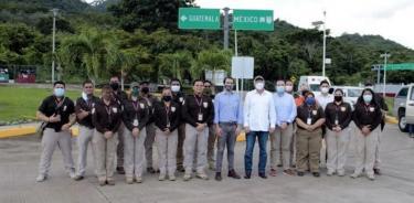 Visita y conoce embajador de EU en México acciones migratorias en el sureste del país