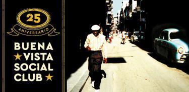 Buena Vista Social Club celebra 25 años de su disco debut