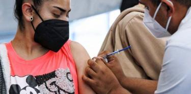 20 entidades alcanzan 70% o más en cobertura de vacunación contra COVID-19