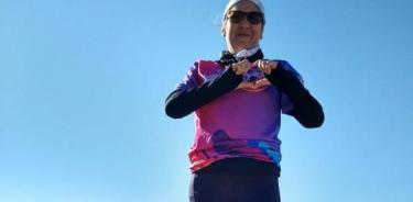 Isabel: La corredora trasplantada que promueve la donación a través del deporte