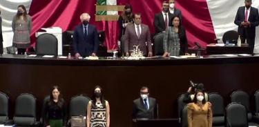 Amagan en Morena suspender sesiones del pleno si el PAN no atiende reglamento contra COVID-19