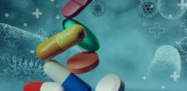 De 40 a 50 por ciento de los pacientes que ingresan a un hospital van a recibir, al menos, un antibiótico.