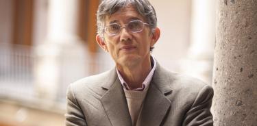 El doctor Antonio Lazcano, integrante de El Colegio Nacional.