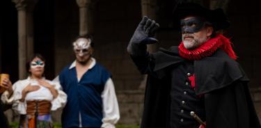 Don Juan Tenorio… Y el precio es la vida ofrecerá 13 funciones en el Claustro Románico y la Capilla Gótica.