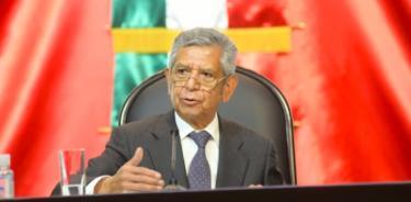 El secretario de Función Pública, Roberto Salcedo. Foto: SFP