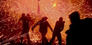 Fotograma de Fiesta nacional, que forma parte de la sección Hecho en México. (Cortesía)