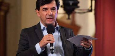El vocero de la Presidencia, Jesús Ramírez Cuevas.